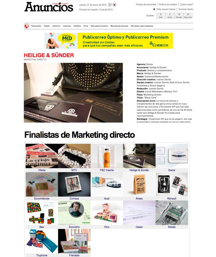 Yerno_finalista-Premios-Anuncios-2014_marketing-directo_by-yerno